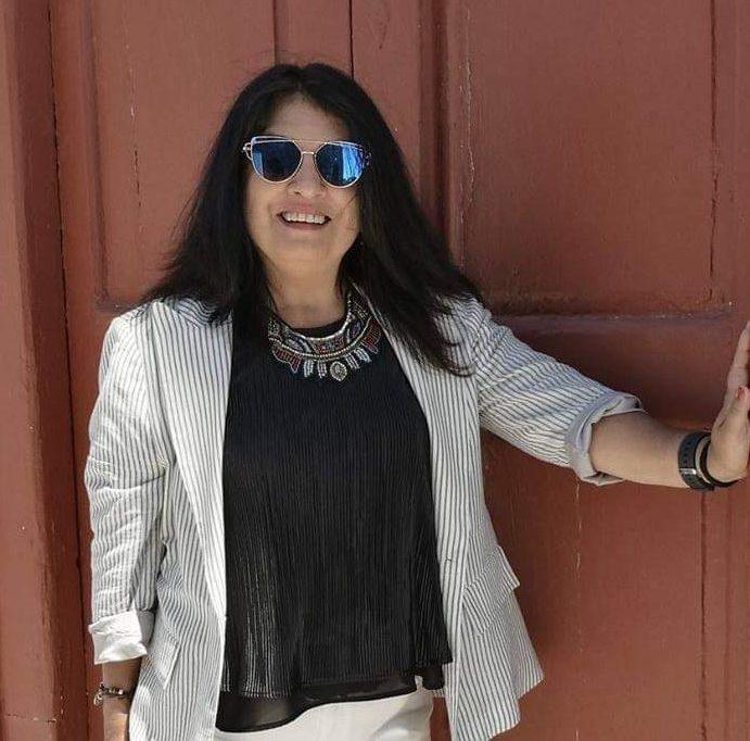 """<em>""""Soy Psicóloga porque mi vocación es ayudar a los demás""""</em><br><strong>Mari Carmen García Mora (Colegiada T-1412)</strong>"""
