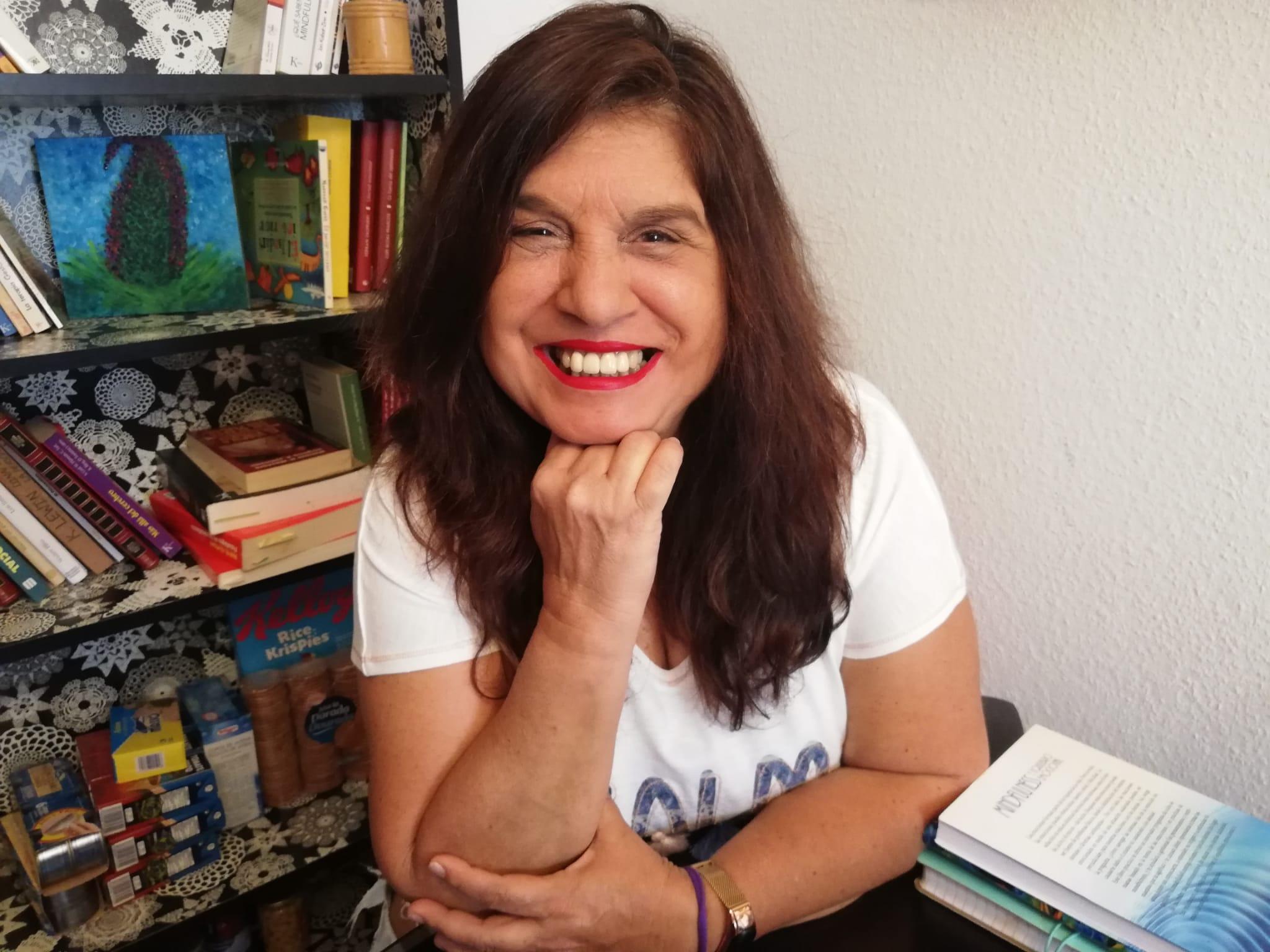 Mari Carmen García Mora<br>Psicóloga General Sanitaria (Col- T-1412)